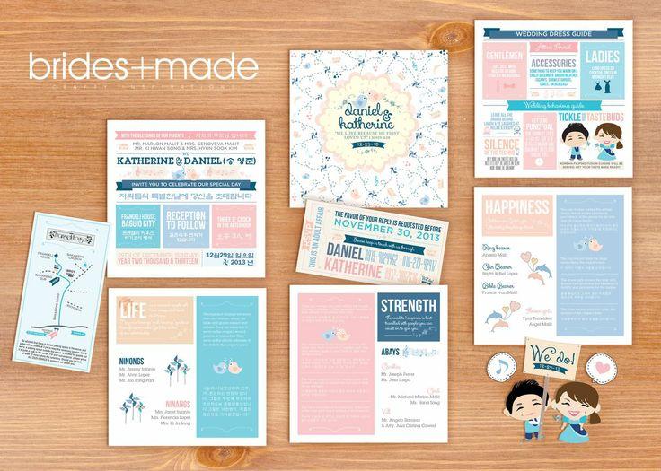 17 best the invitations images on Pinterest Wedding stuff, Bridal - fresh sample wedding invitation tagalog version