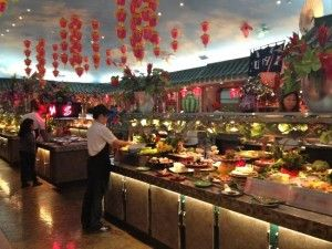 image of the Mandarin buffet one of the cheap places to eat in niagara falls ontario canada