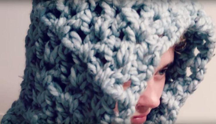 Mejores 389 imágenes de How To Crochet a Scarf en Pinterest ...