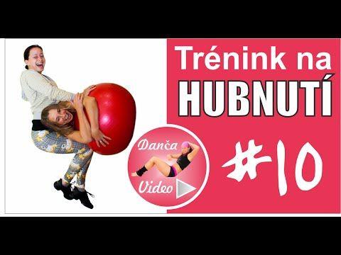 Cviky na hubnutí #10 DančaVideo.com