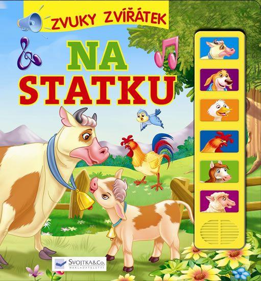 Kniha Na statku - Zvuky zvířátek | bux.cz