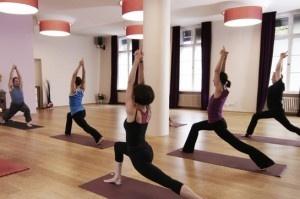 Spirit Yoga Berlin - Yoga für Körper, Geist und Seele.
