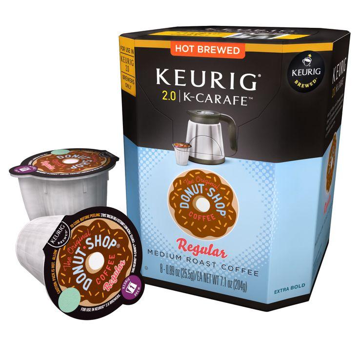 The Original Donut Shop Coffee 24 K-Carafe Packs