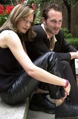 Catherine McCormack and Josh Lucas
