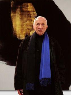 J'aime, j'aime, j'aime, Pierre Soulages. Lors de ma prochaine réincarnation, je reviendrai sous la forme de ses mots sur la peinture --ams