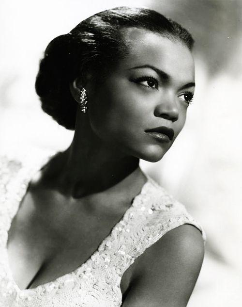 Eartha Kitt 1950's