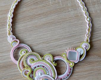 Swarovsi statement necklace
