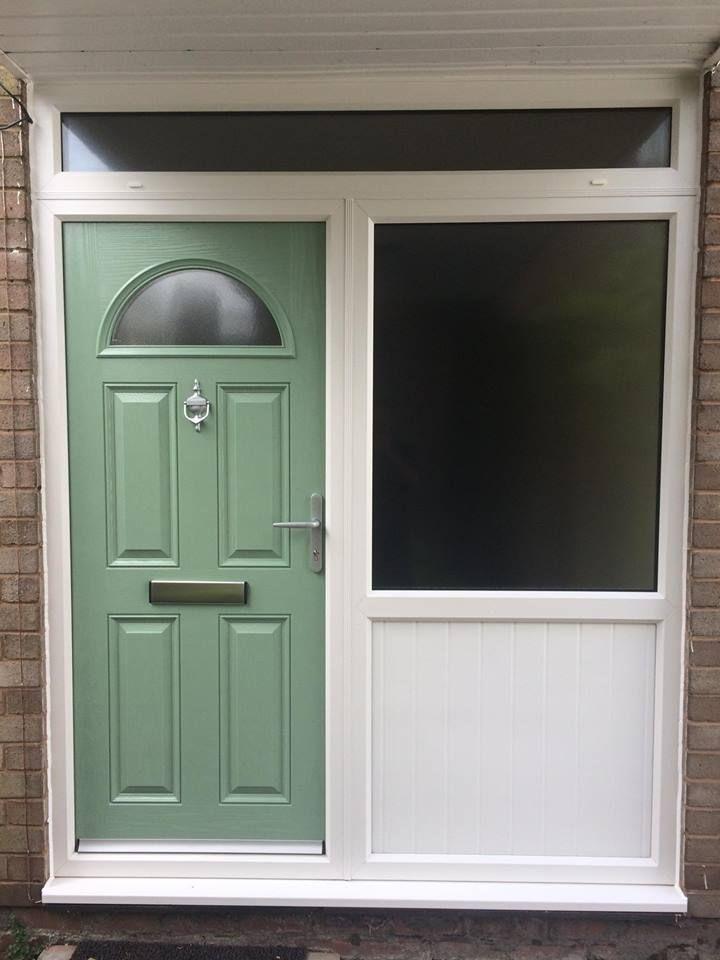 Chartwell Green Composite door #compositedoors #greendoors & 12 best Composite Doors images on Pinterest | Bespoke Bi fold doors ...