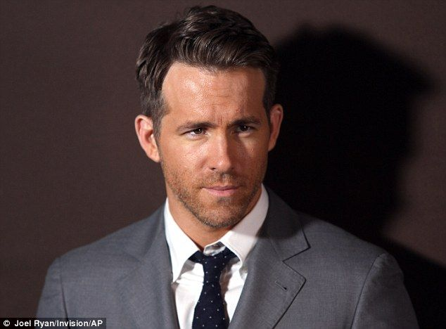 42 best images about Hottest Celeb Guys on Pinterest Ryan Reynolds Number
