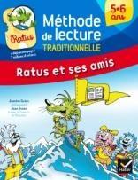 Méthode de lecture traditionnelle Ratus et ses amis (5-6 ans) | Ratus