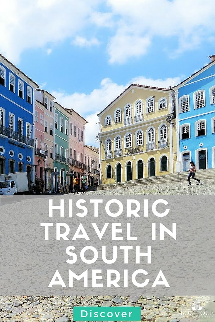 Discover Historic Travel in South America: http://www.boutiquesouthamerica.com.au/blog/historic-travel-in-south-america/