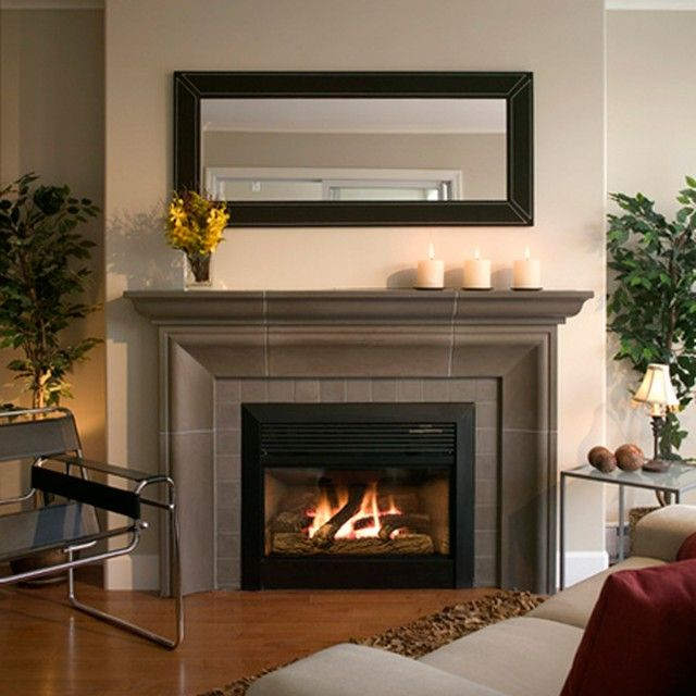 Fireplace Mantels And Surrounds Ideas Glamorous 1047 Best Light My Fire Images On Pinterest  Fireplace Ideas Design Decoration