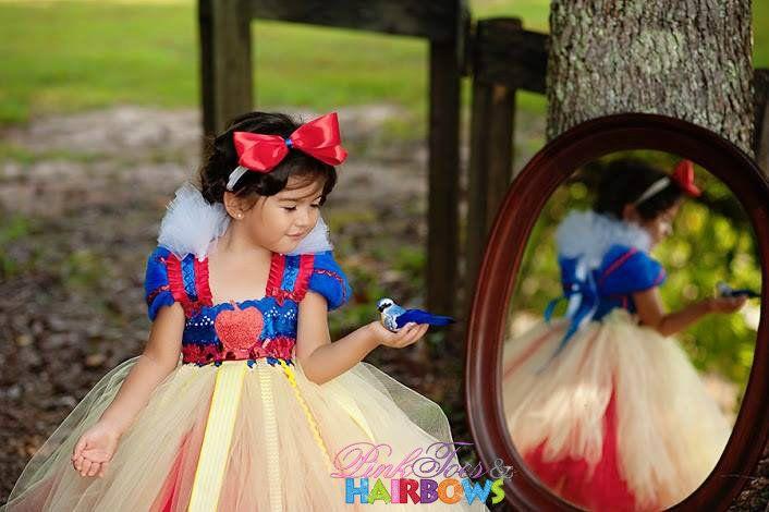 snow white dress snow white costume snow white birthday party ideas Couture Snow White Tutu Dress