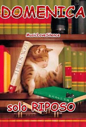 ehi dico a te…Buona domenica – blog musiclovesilence.it