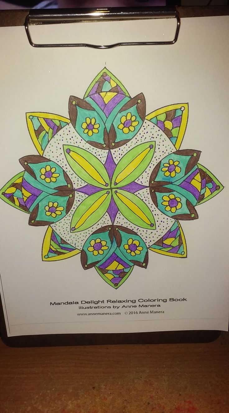 27 best Finished Coloring Pages | Anne Manera images on Pinterest ...