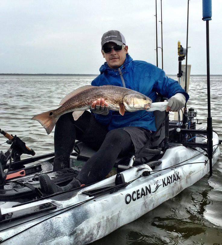 Kayak fishing for redfish for Kayak fishing tournaments