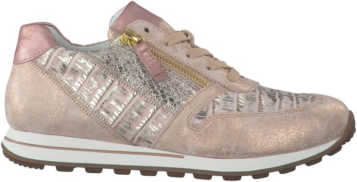 essentiele Roze Gabor Sneakers 368