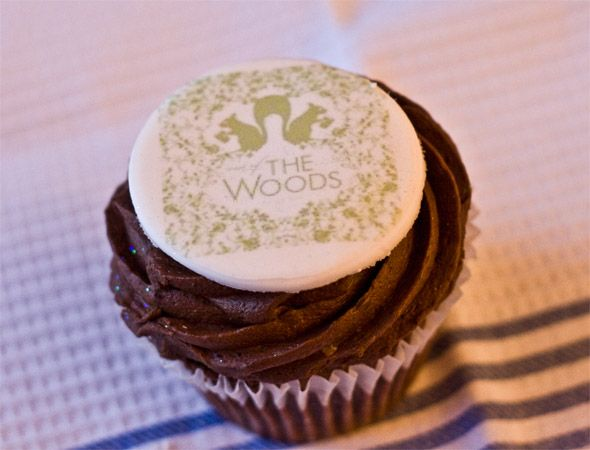 Out of the Woods Fancie Cupcake