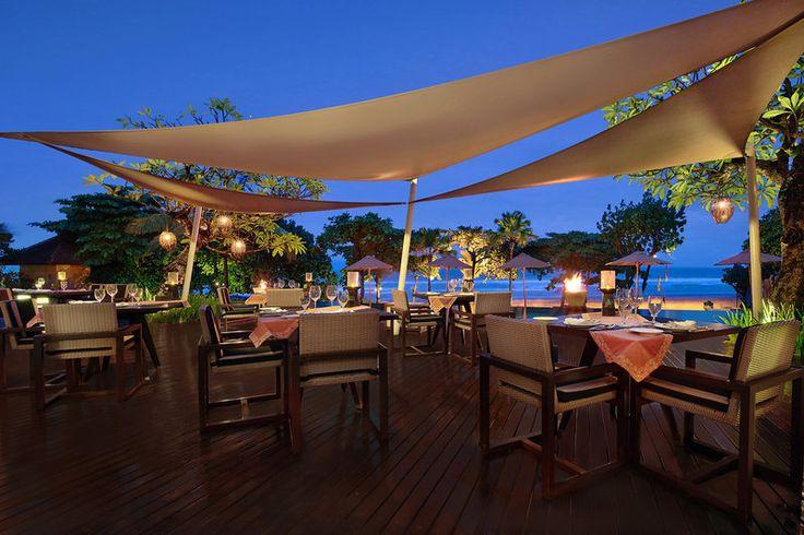 Anantara Seminyak Bali Resort - dining