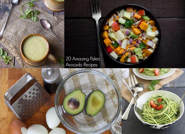 20 Amazing Paleo Avocado Recipes