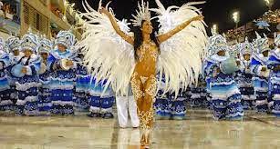 Πλησίστιος...: Carnival beauties in Rio 1