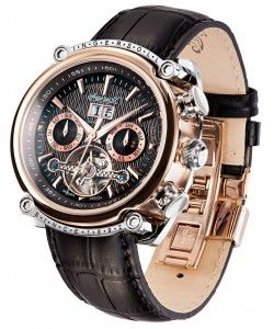 INGERSOLL LAS VEGAS Automatic Brown Leather Strap(IN6909RBK)