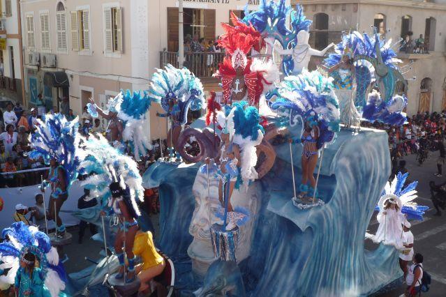 © Vincent Gandilhon - Carnaval de Mindelo - Sao Vicente - Cap Vert