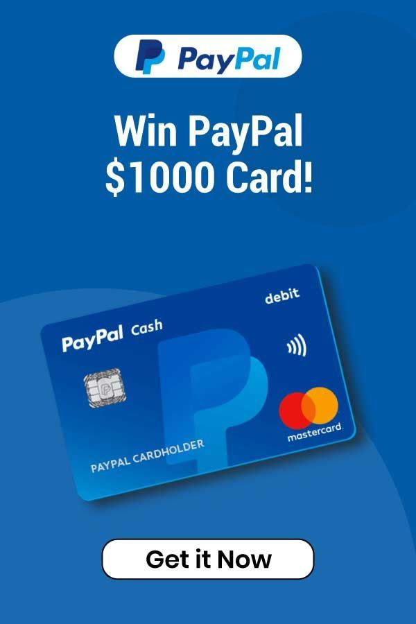 Free 1000 Paypal Gift Cards Codes How To Get Free Paypal Gift Cards Codes In 2021 Gift Card Exchange Paypal Gift Card Paypal Cash