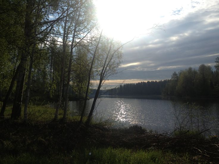 Early in the morning - Finland