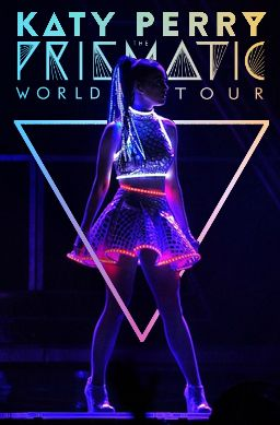 Katy Perry: Prismatic World Tour. Saw at the United center in Chicago twice. August 2014