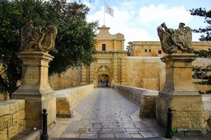 Mdina, Malta - place from Game of Thrones (Kings Landing) Więcej: http://gdziewyjechac.pl/22474/mdina-na-malcie-co-zobaczyc-i-zwiedzic.html