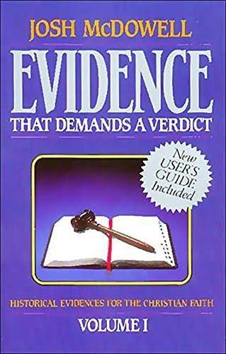 Evidence that Demands a Verdict eBook: Historical Evidences for the Christian Faith