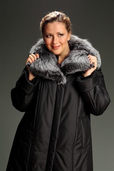 Магазины женского пальто больших размеров и большого роста