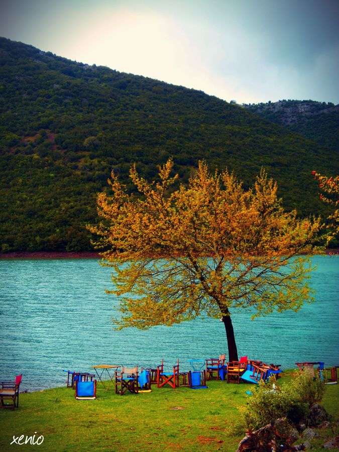 GREECE CHANNEL | Lake Ladwnas, #Pelopponisso, #Greece http://www.greece-channel.com/