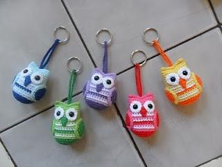 my moms mini olws keychainhangers