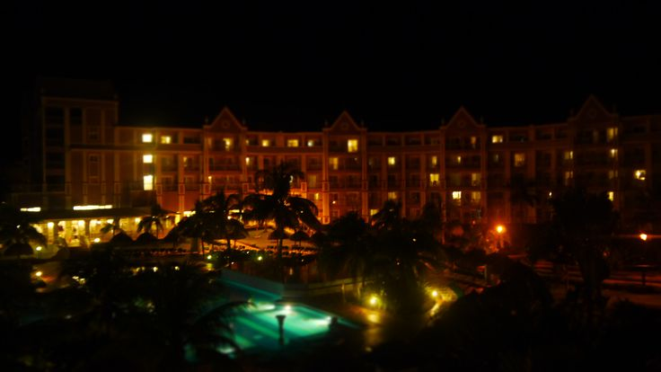#Jamaica #Night #Club Hotel #Riu Ocho Rios