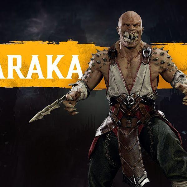 Baraka Mortal Kombat 11 4k 3840x2160 40 Wallpaper For Desktop Laptop Imac Macbook Pc Ta Mortal Kombat Characters Mortal Kombat Sub Zero Mortal Kombat