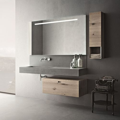 Novello presents its new bathroom furniture collection CRAFT on...