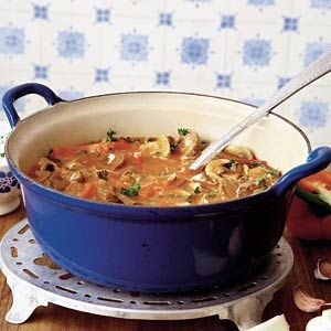 Recept - Boeuf stroganoff - Allerhande