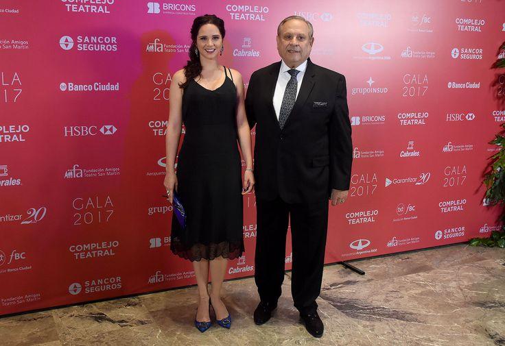 55 fotos de la gala de la Fundación Amigos del Teatro San Martín