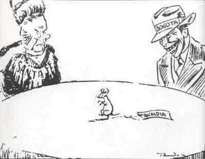 Selección de caricaturas - Iconografía 2 | banrepcultural.org
