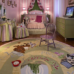 I want a wizard of oz rug