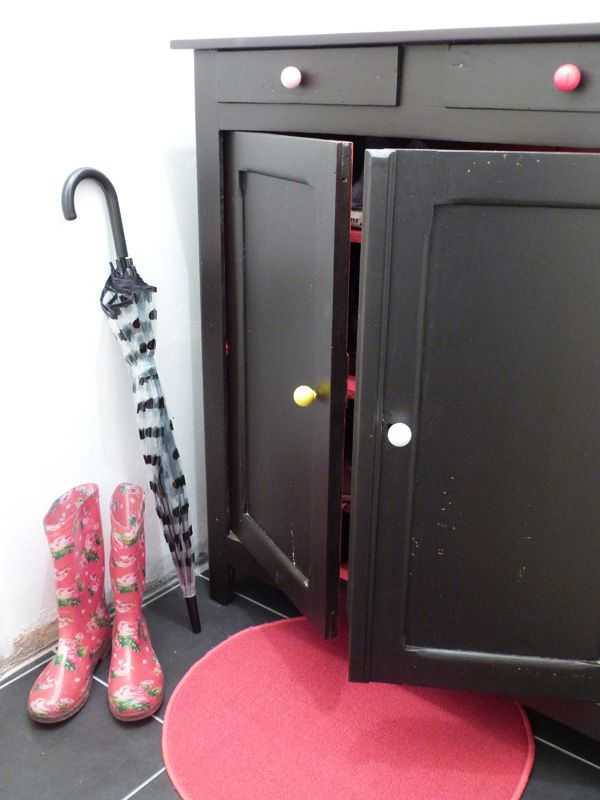 9 best meubles chaussures images on pinterest buffet. Black Bedroom Furniture Sets. Home Design Ideas