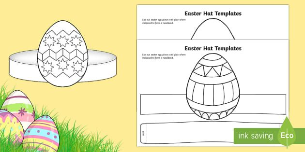 easter bonnets templates - 17 best images about veligden on pinterest maze chicken
