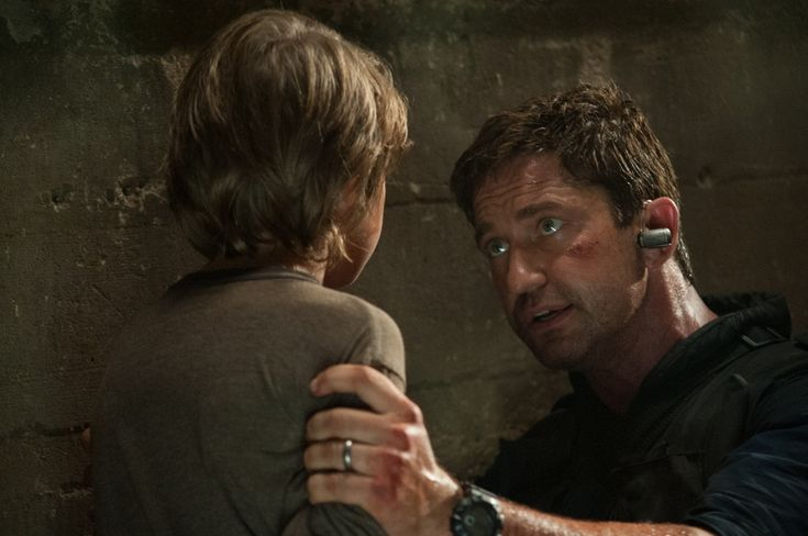 """""""Olympus Has Fallen"""" cast discuss uniqueness behind film"""