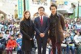 ニュース| 俳優の大泉洋・松田龍平が主演する映画『探偵はBARにいる3』(12月1日公開)が「映画の日」に公開されることを記念して、大泉の主演作から珠玉の7作品を集めた『大泉洋映画祭』が、11月22日~30日に東京・銀座の丸の内TOEIで開催される。キャッチコピーは「【映画な男】に会いたくないか?」。 数ある大泉の映画主演作品の中から、ハードボイルド、ホームドラマ、コメディー、...