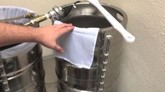 Sistema automatizado de produção cerveja caseira. eHerms com CLP IHM