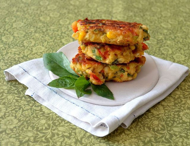 Jilly...Inspired : Thai-Style Crispy Corn Fritters ~ A little Sweet ...