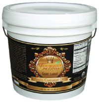 Giveaway: 1 Gallon Tropical Traditions Gold Label Virgin Coconut Oil (a $120 value)