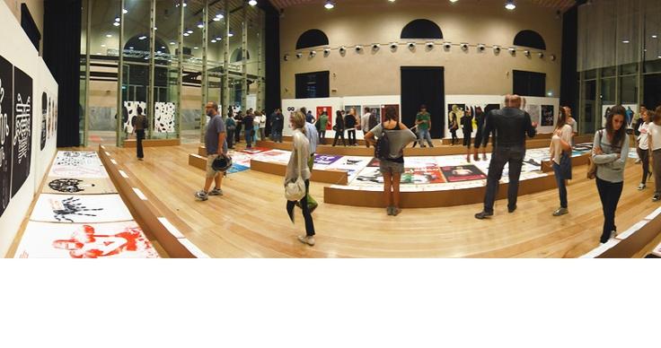Contemporary Italian Social and Cultural Communication Design 2011Roma.  Spazio espositivo del Macro.
